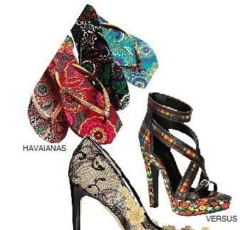 春夏美鞋流行趋势解析