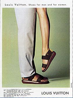 路易威登LV2011春夏男士鞋